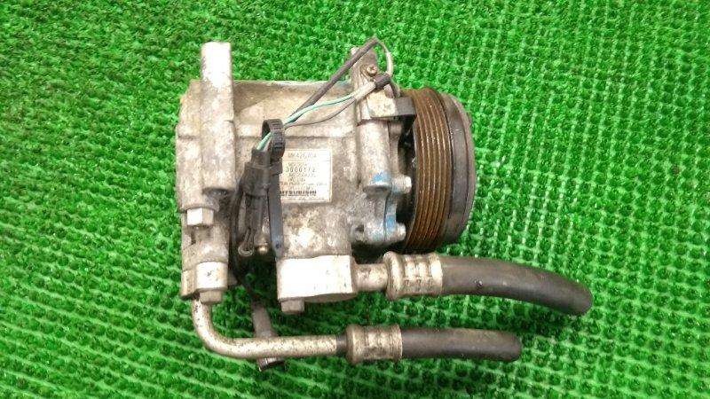 Компрессор кондиционера Mitsubishi Canter FE63 4M51 (б/у)