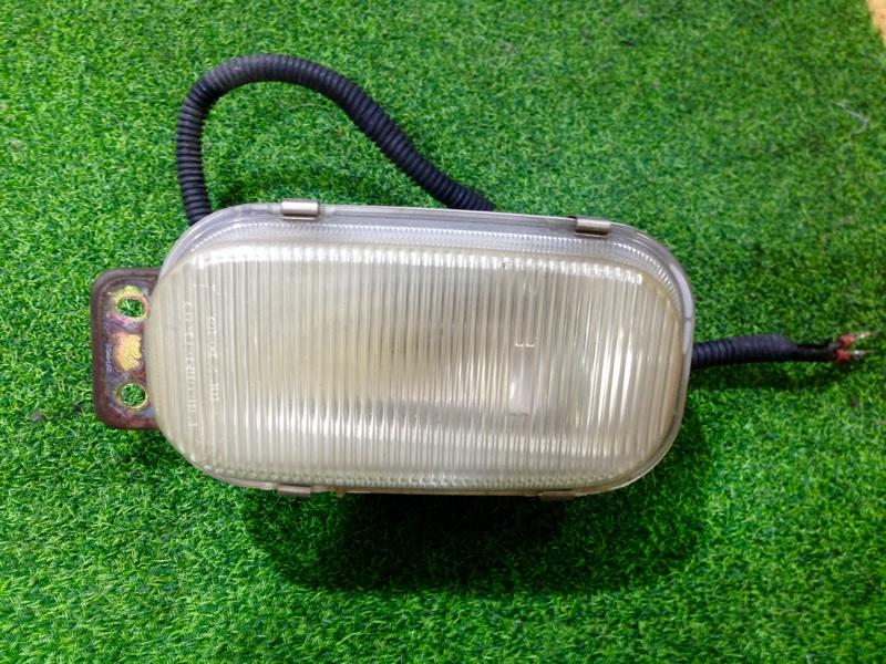 Туманка Mitsubishi Canter FB501B левая (б/у)
