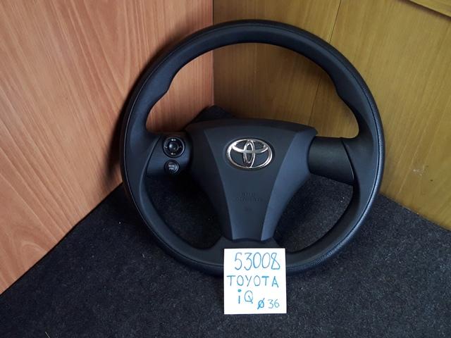 Руль Toyota Iq KGJ10 (б/у)