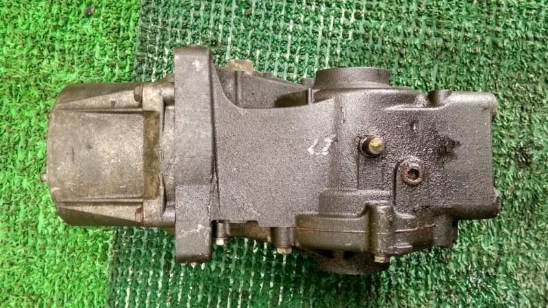 Редуктор Toyota Vitz NCP95 2NZ задний (б/у)