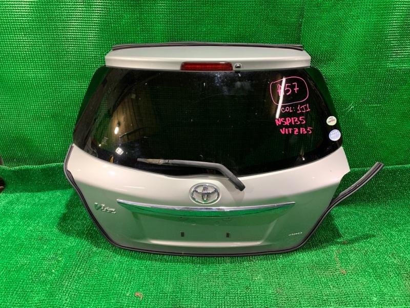 Дверь 5-я Toyota Vitz NSP135 1KR (б/у)