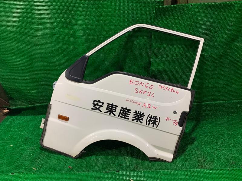 Дверь Mazda Bongo SKF2L передняя левая (б/у)