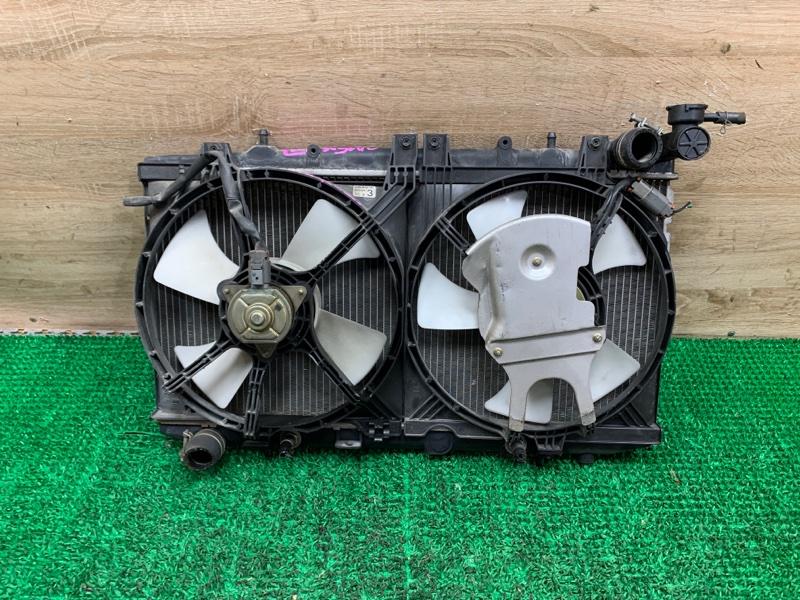 Радиатор Nissan Presea R11 GA15-DE (б/у)
