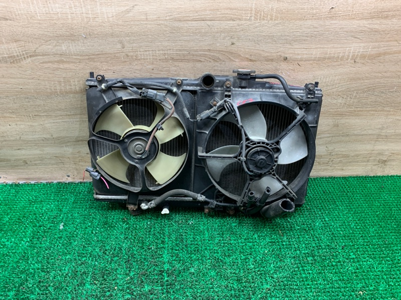 Радиатор Honda Accord CF7 F23A (б/у)