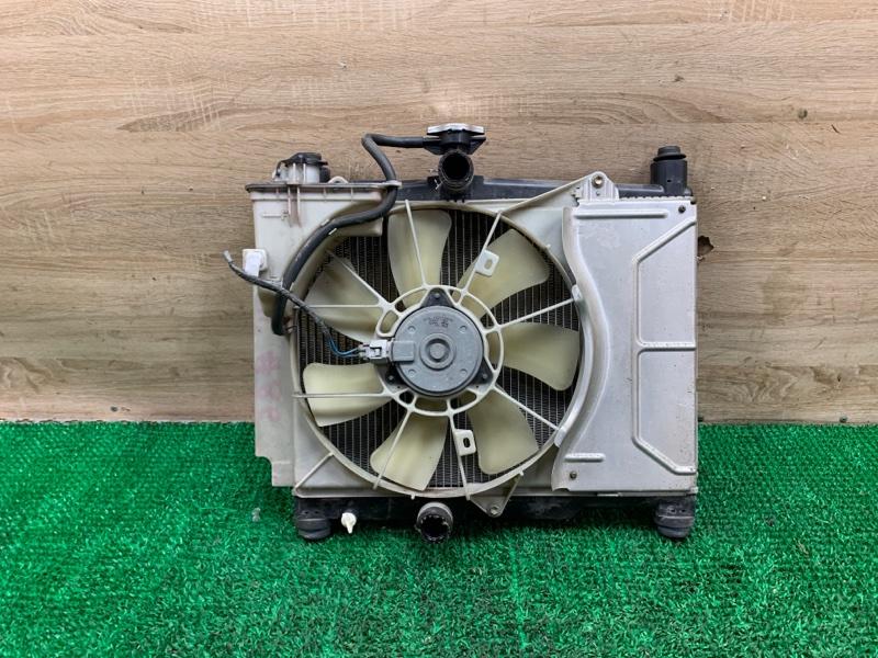 Радиатор Toyota Platz SCP11 1SZ-FE 2003 (б/у)