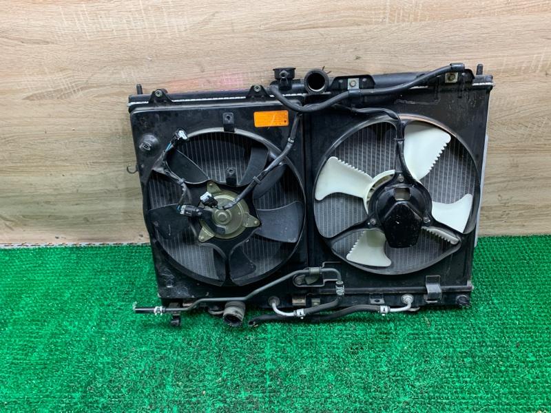 Радиатор Mitsubishi Airtrek CU2W 4G63T 2002 (б/у)