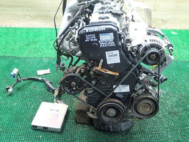 Двс Toyota Nadia SXN15 3S-FE 2001 (б/у)