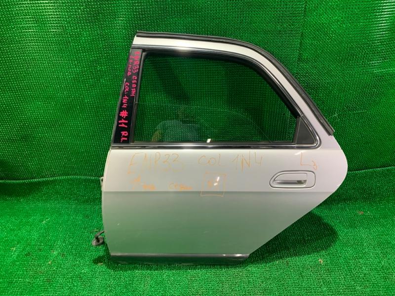 Дверь Nissan Skyline ENR33 RB25-DE 1994 задняя левая (б/у)