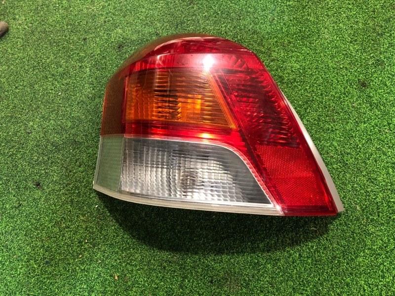 Стоп сигнал Toyota Vitz KSP90 левый (б/у)