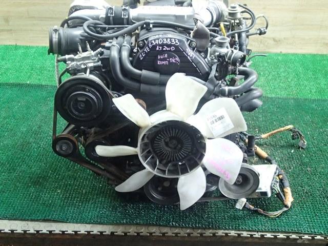 Двс Toyota Mark Ii LX90 2L-TE (б/у)