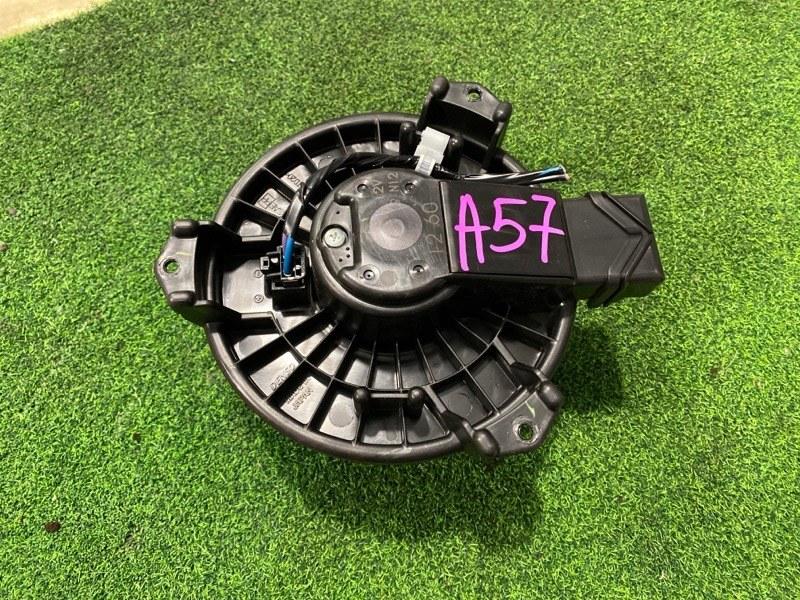 Мотор печки Toyota Vitz NSP135 1NR (б/у)