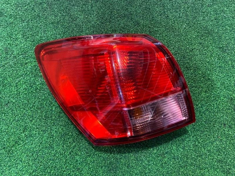 Стоп сигнал Nissan Dualis J10 левый (б/у)