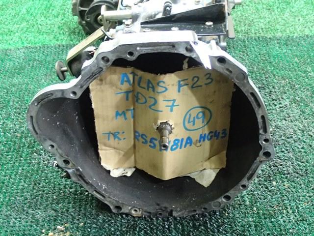 Мкпп Nissan Atlas F23 TD27 1995 (б/у)