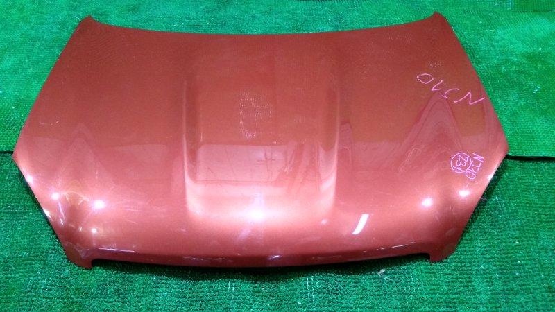 Капот Nissan Dualis NJ10 передний (б/у)