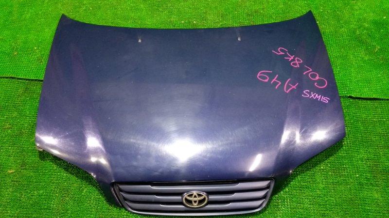 Капот Toyota Ipsum SXM15 3S-FE 1996 (б/у)
