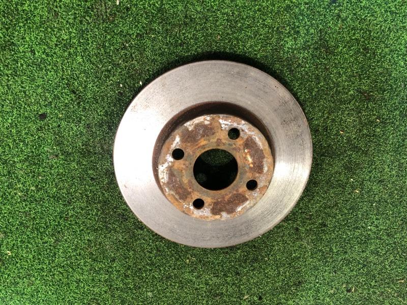 Тормозной диск Toyota Allex NZE124 1NZ-FE (б/у)
