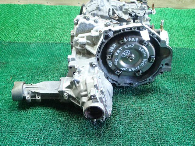 Акпп Toyota Premio ZRT265 2ZR-FAE 2010 (б/у)