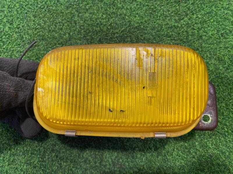 Туманка Mitsubishi Canter FD501 правая (б/у)
