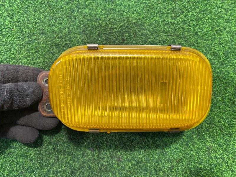 Туманка Mitsubishi Canter FD501 левая (б/у)