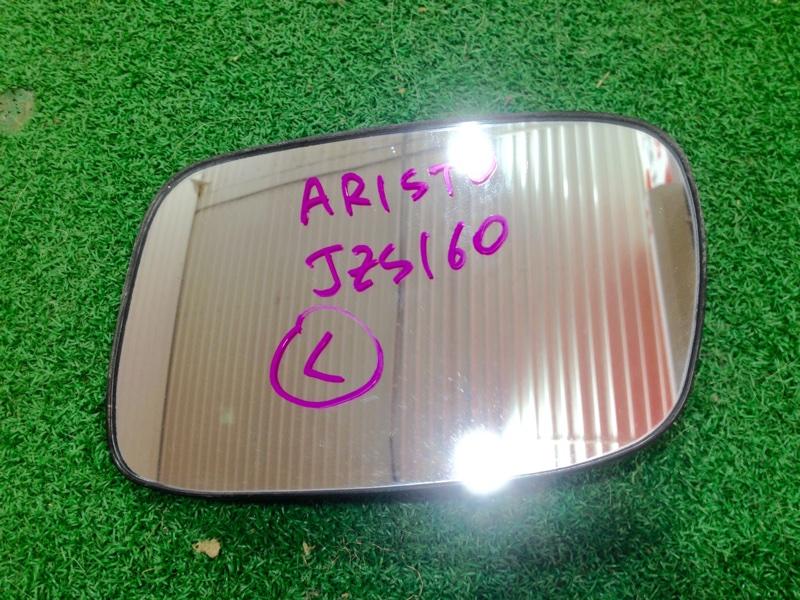 Зеркало-полотно Toyota Aristo JZS160 левое (б/у)