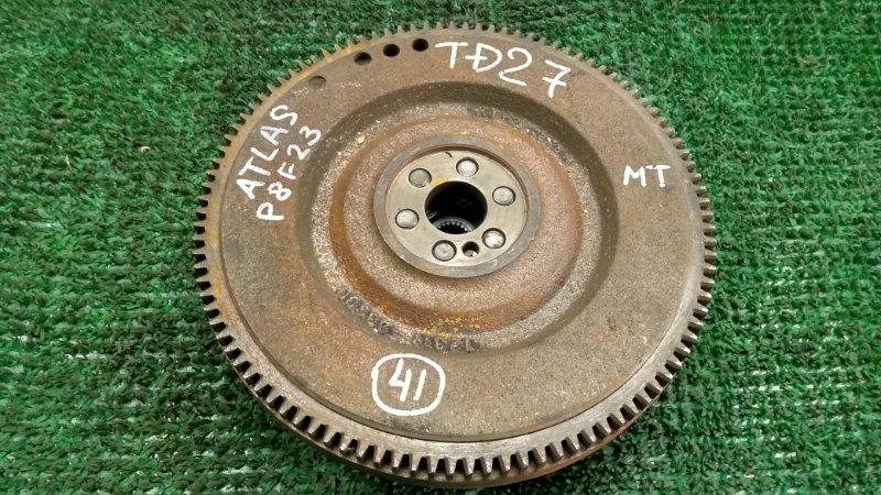 Маховик Nissan Atlas P8F23 TD27 (б/у)