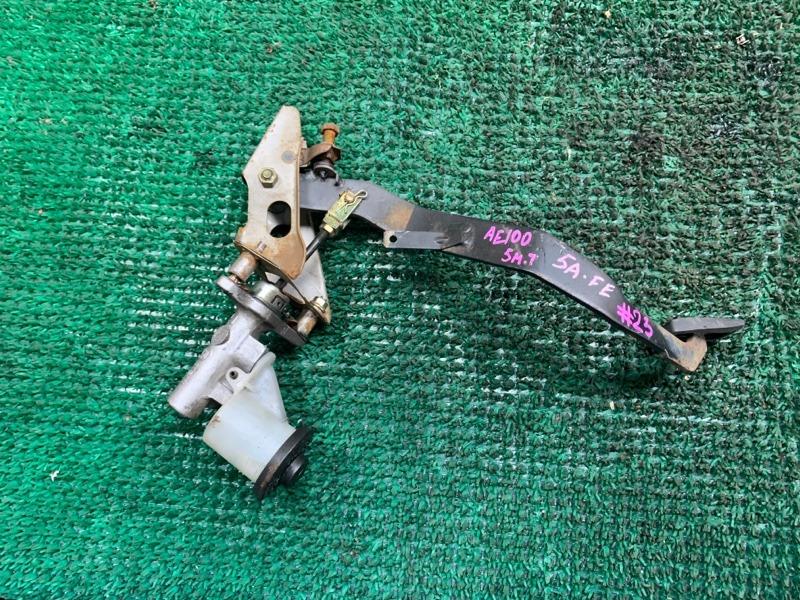 Педаль сцепления Toyota Corolla AE100 5A-FE (б/у)