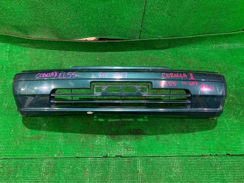 Бампер Toyota Corolla Ii EL55 5E передний (б/у)