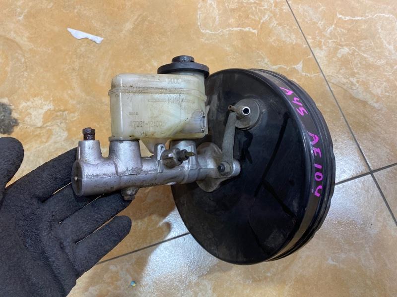 Главный тормозной цилиндр Toyota Corolla AE104 4A-FE 1999 (б/у)