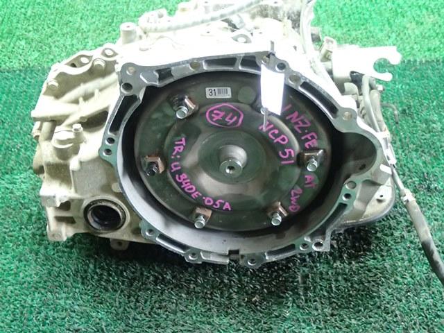 Акпп Toyota Probox NCP51 1NZ-FE 2013 (б/у)