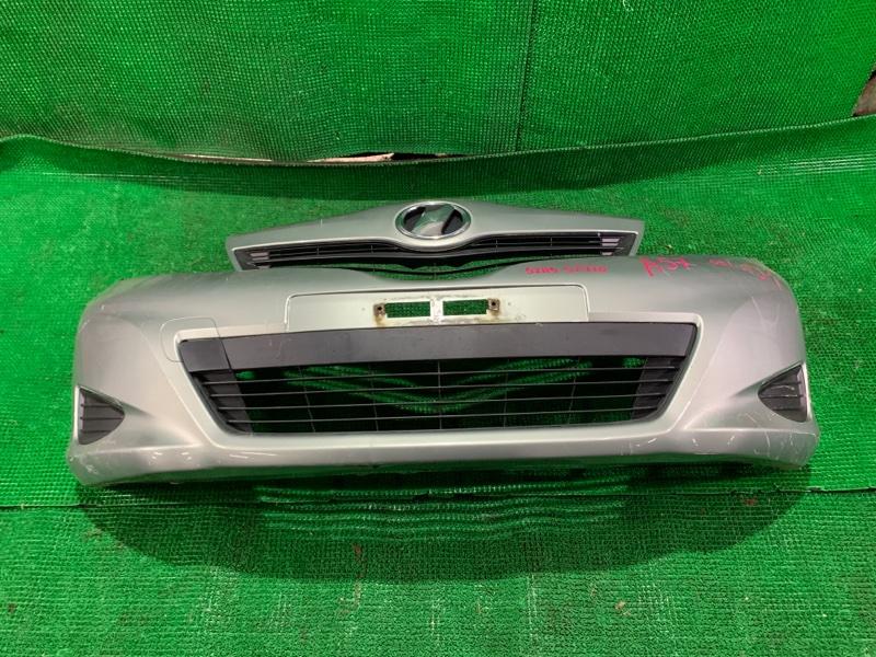 Бампер Toyota Vitz NSP135 1NR передний (б/у)
