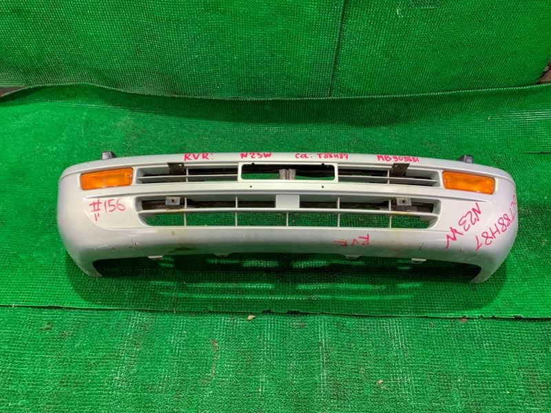 Бампер Mitsubishi Rvr N23W 4G63T передний (б/у)