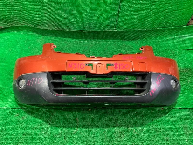 Бампер Nissan Dualis NJ10 MR20 2007 передний (б/у)