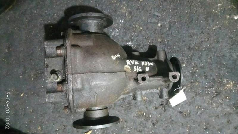 Редуктор Mitsubishi Rvr N23W 4G63T задний (б/у)