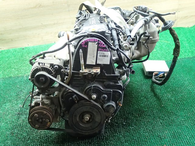 Двс Honda Accord CF7 F23A (б/у)