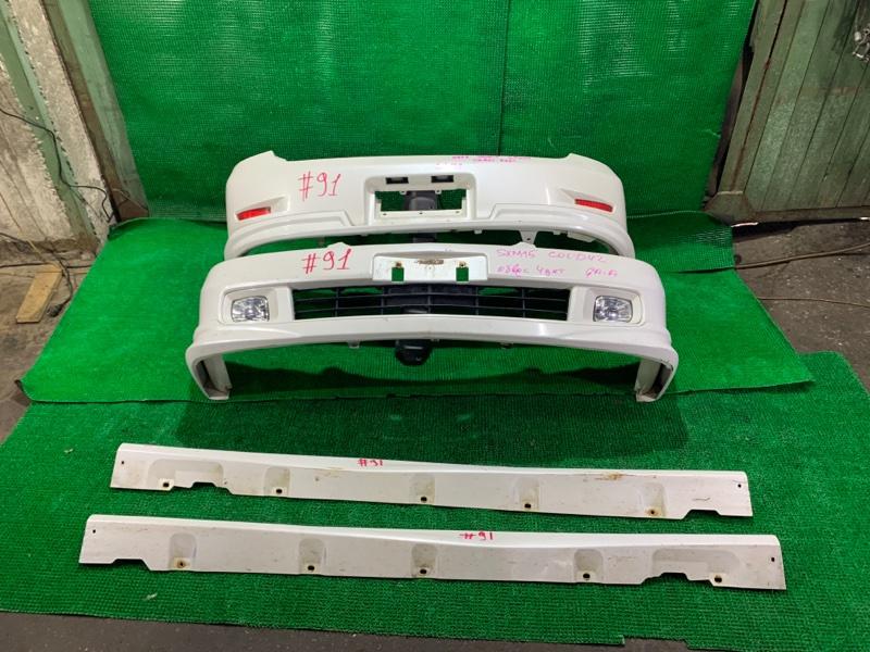 Обвес Toyota Gaia SXM15 3S-FE 2001 (б/у)