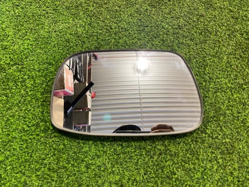 Зеркало-полотно Toyota Corolla NZE121 левое (б/у)