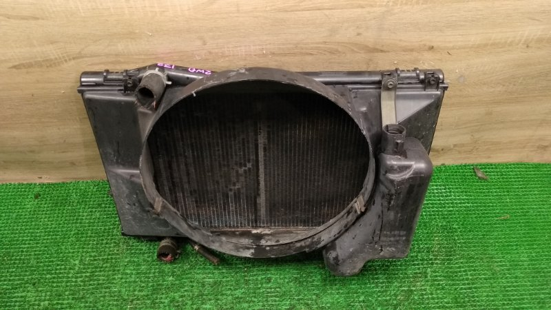 Радиатор Toyota Mark Ii LX90 2L-TE (б/у)