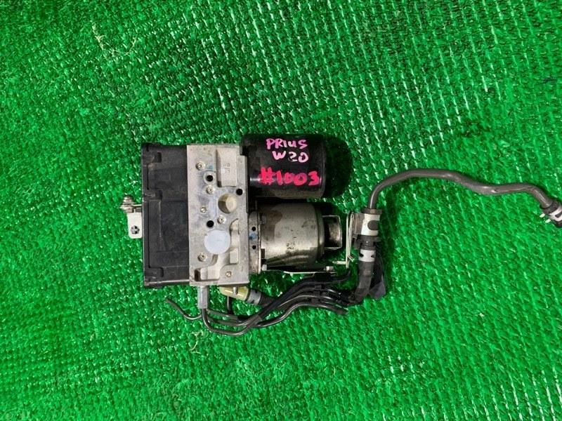 Блок abs Toyota Prius NHW20 1NZ-FXE (б/у)