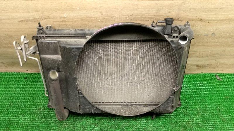 Радиатор Nissan Skyline V35 (б/у)