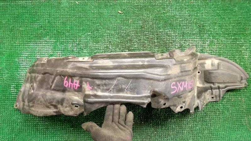 Подкрылок Toyota Ipsum SXM15 3S-FE 1996 передний левый (б/у)