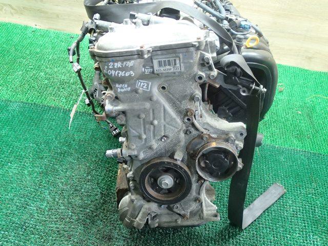Двс Toyota Wish ZGE25 2ZR-FAE 2009 (б/у)