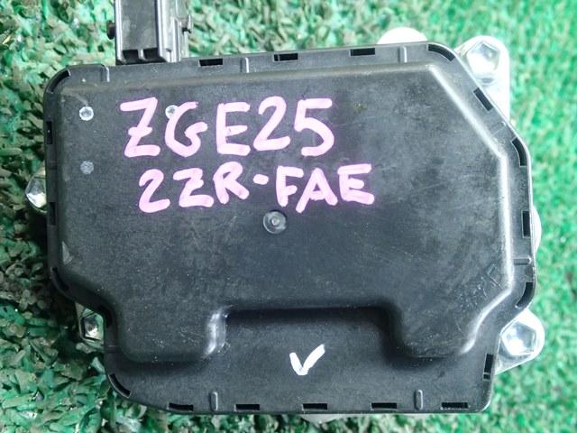 Блок valvematic Toyota Wish ZGE25 2ZR-FAE (б/у)