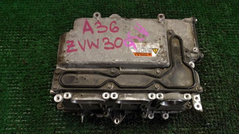 Инвертор Toyota Prius ZVW30 2ZR-FXE 2009 (б/у)