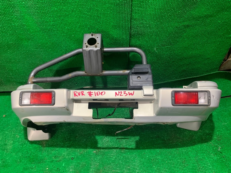 Бампер Mitsubishi Rvr N23W 4G63T задний (б/у)