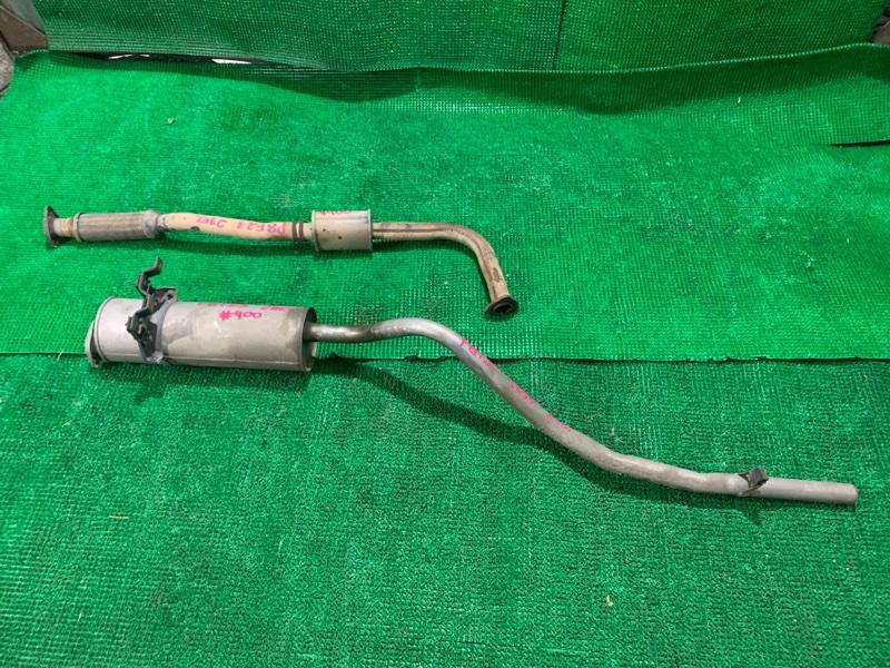 Глушитель Nissan Atlas P8F23 TD27 (б/у)