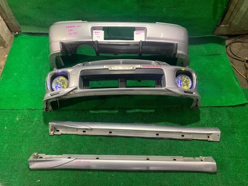 Обвес Subaru Impreza GDA EJ205 2001 (б/у)