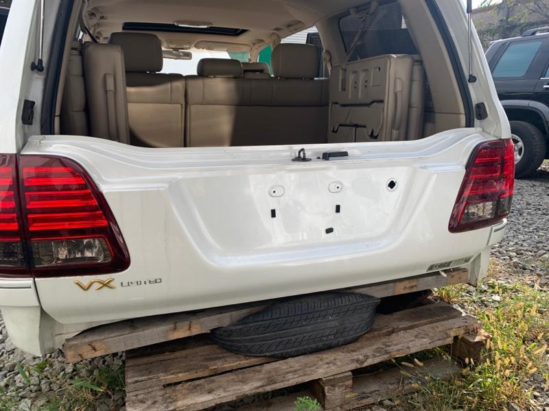 Дверь 5-я Toyota Land Cruiser UZJ100-0140181 2UZ-FE 2002 нижняя (б/у)