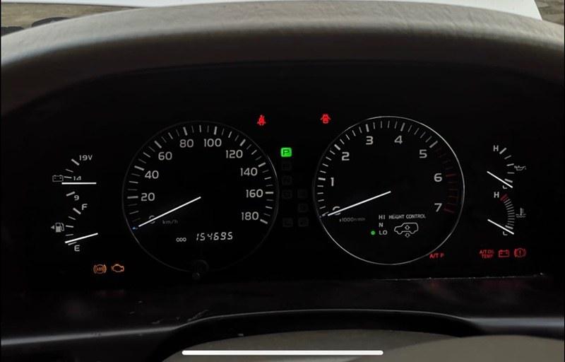 Спидометр Toyota Land Cruiser UZJ100-0140181 2UZ-FE 2002 (б/у)