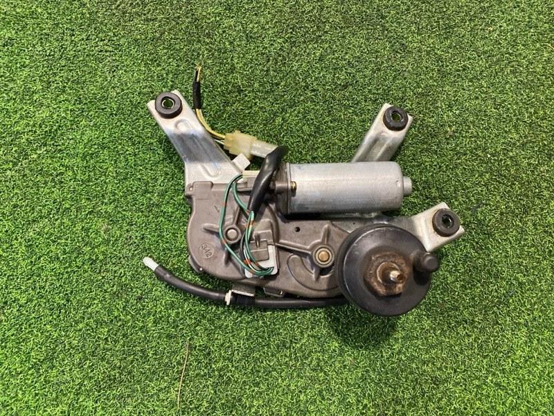 Мотор дворников Honda Hr-V GH4 D16A задний (б/у)