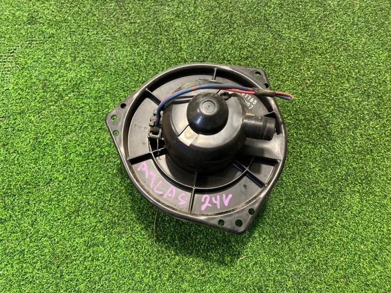 Мотор печки Nissan Atlas G4H41 FD42 (б/у)
